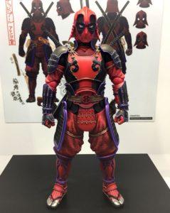 Samurai Deadpool Figure Manga Realization