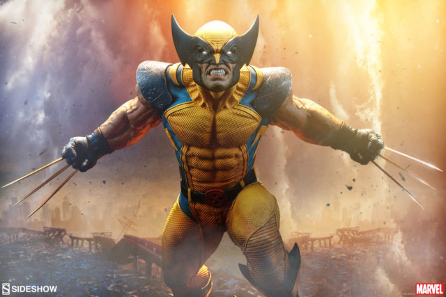 Sideshow Wolverine Premium Format Figure Statue