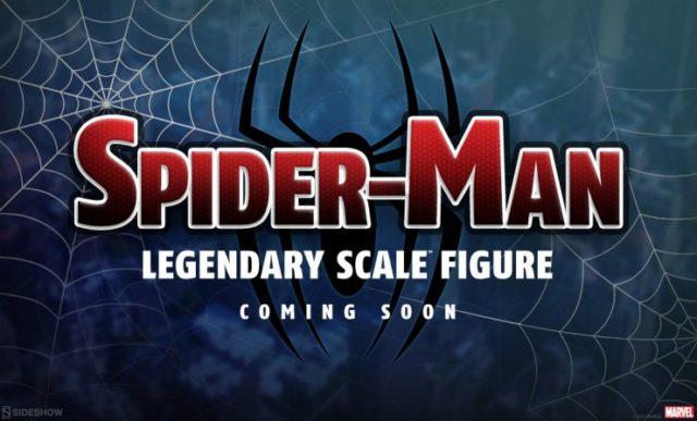 Spider-Man Legendary Scale Statue Announcement