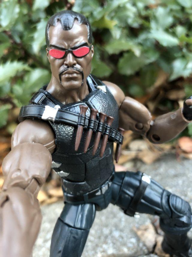 "Blade Marvel Legends 6"" Figure Review"