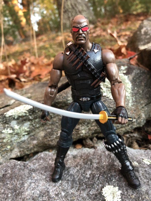 "Marvel Legends 2017 Blade 6"" Figure Review"
