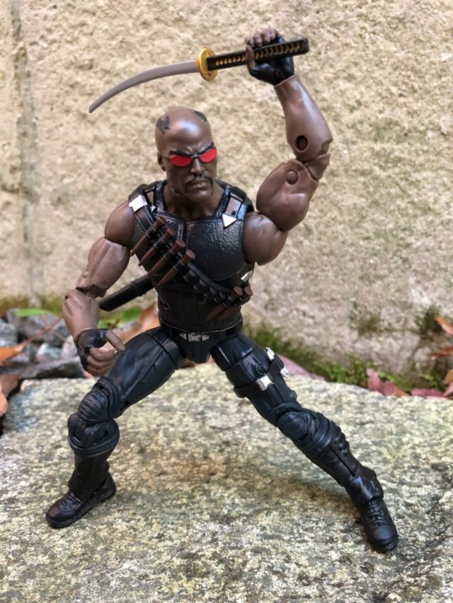 Hasbro Marvel Legends Blade Man-Thing Series Six Inch Figure
