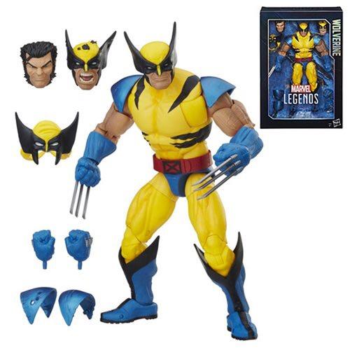 """2018 Marvel Legends Wolverine 12"""" Figure"""