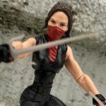 Marvel Legends Netflix Elektra Figure Review & Photos