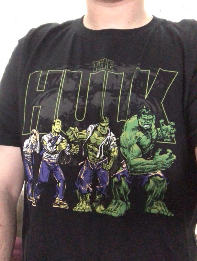 Marvel Collector Corps Hulk Shirt