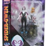Marvel Select Spider-Gwen & GOTG Figures Packaged Photos!