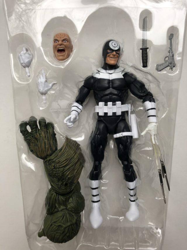 Hasbro Marvel Legends Bullseye Figure and Accessories