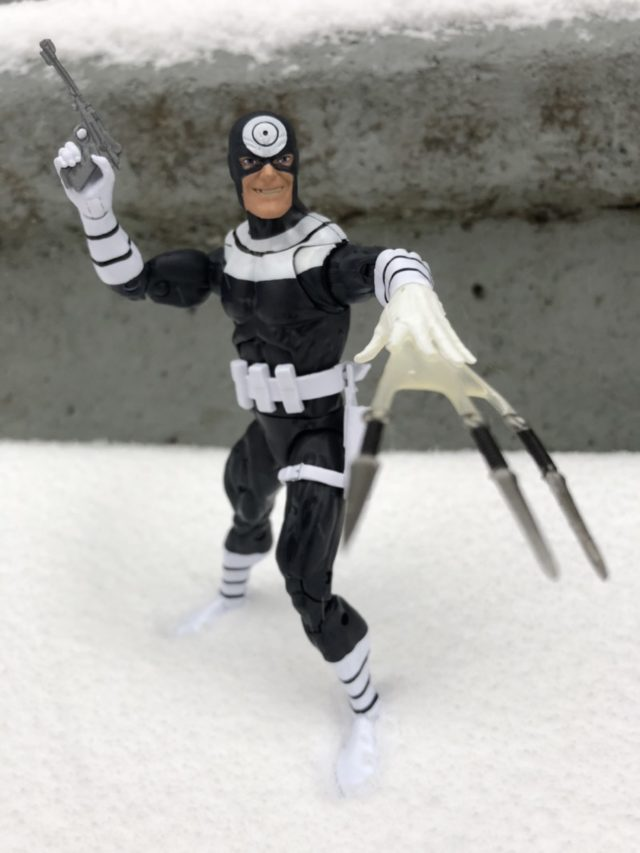 "Marvel Legends 6"" Bullseye Man-Thing Series Figure"