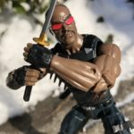 Marvel Legends Blade Figure Review & Photos Man-Thing Series
