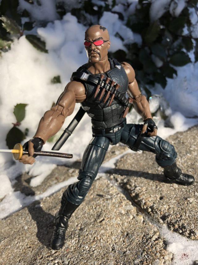 2017 Marvel Knights Legends Blade Figure