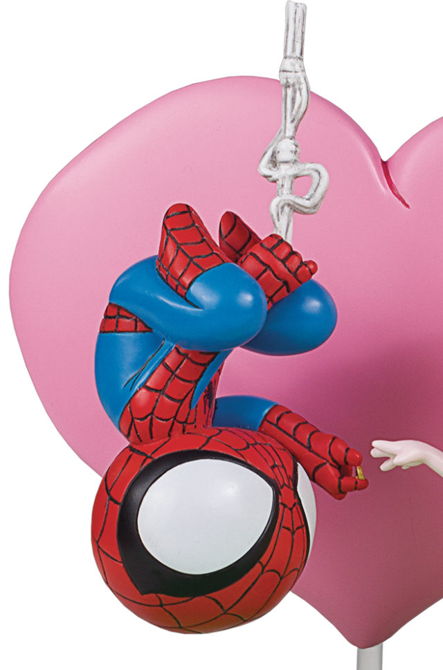 Gentle Giant Marvel Babies Spider-Man and Mary Jane Statue