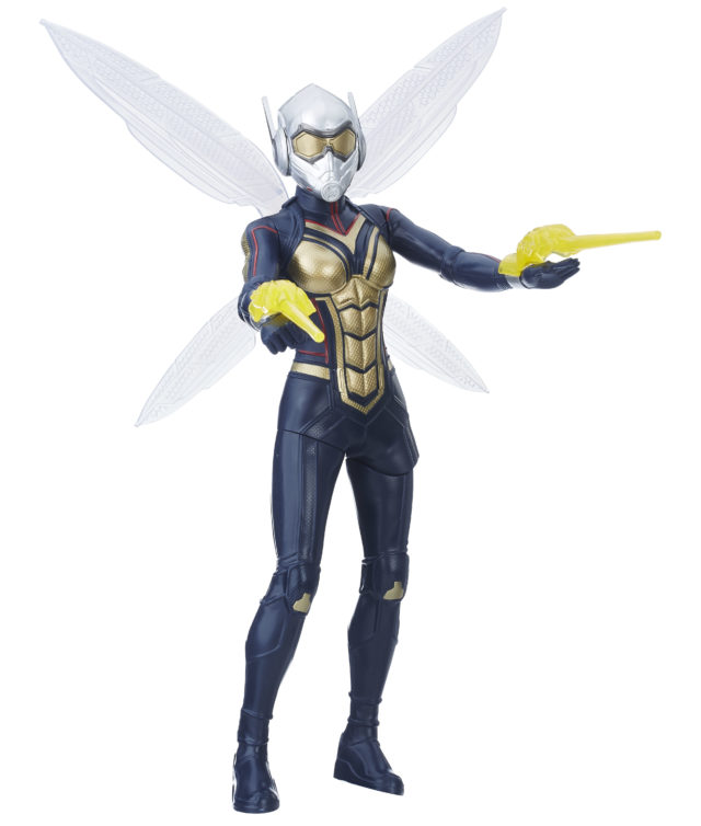Not Toys For 2018 From Moive : Hasbro ant man and the wasp movie figures toys revealed