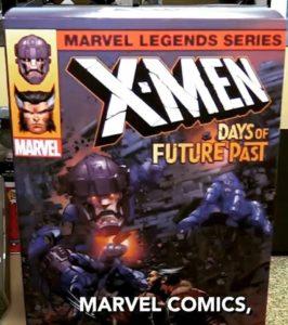 Marvel Legends Sentinel 2018 Box