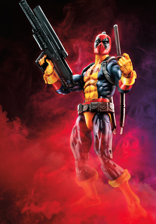 Marvel Legends Deadpool Series Wave 2 Lady Deadpool Action Figure