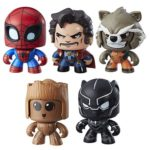 Marvel Mighty Muggs Wave 2 Revealed & Photos! Black Panther!
