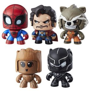 Marvel Mighty Muggs 2018 Wave 2 Case