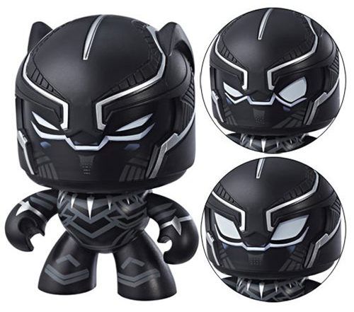 Marvel Mighty Muggs Black Panther Figure
