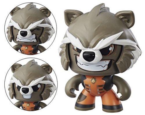 Marvel Mighty Muggs Rocket Raccoon Figure