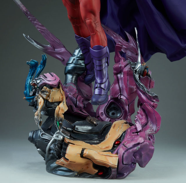 Sentinel Base for Sideshow Collectibles Magneto Premium Format Figure