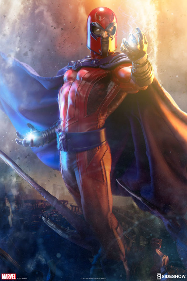 Sideshow Collectibles Magneto Maquette