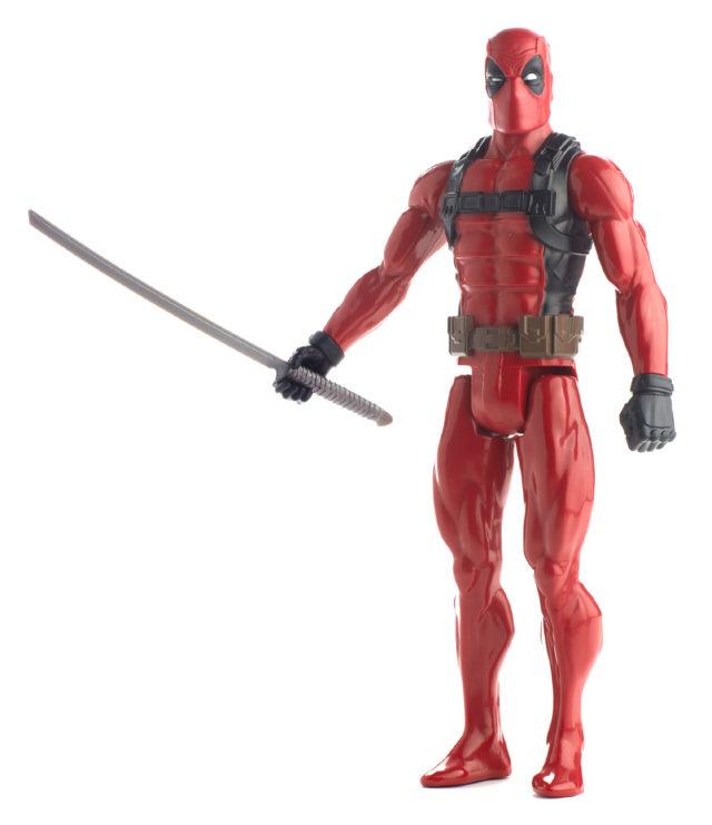 Titan Hero Deadpool 12 Inch Figure