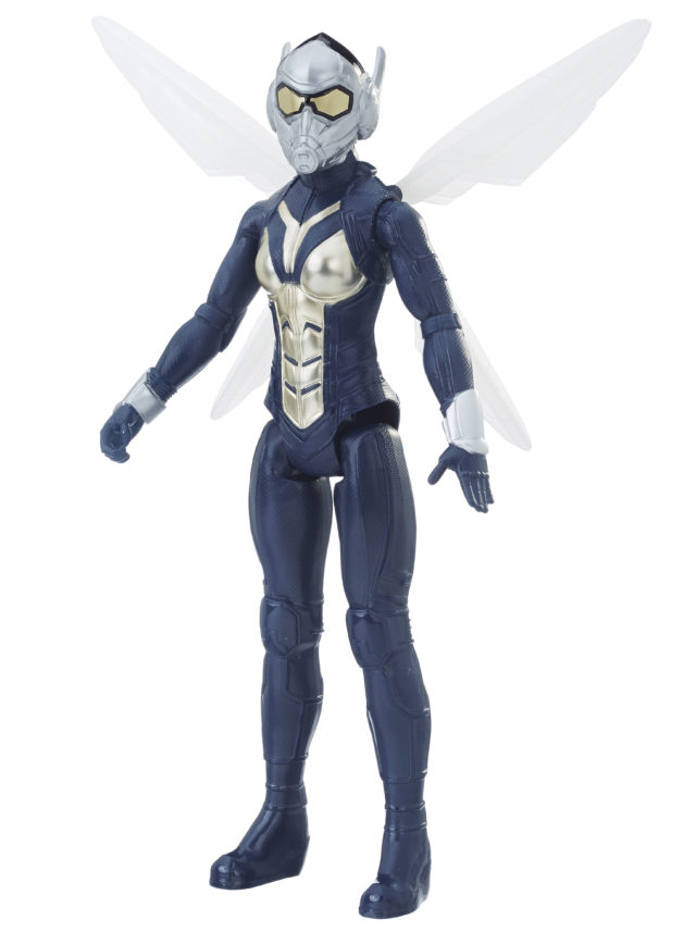 Titan Hero Wasp 12 Inch Figure