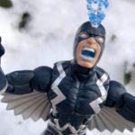 Marvel Legends Black Bolt Review Black Panther Series 2018
