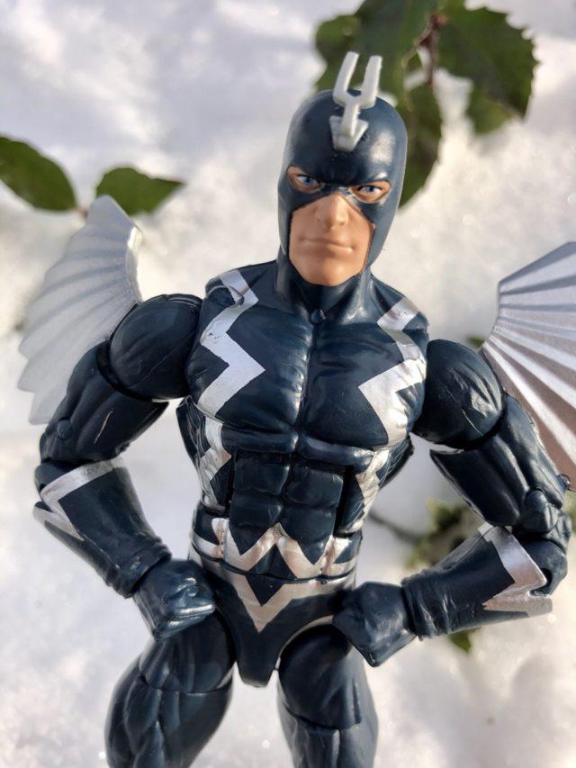 2018 Marvel Legends Black Bolt Six Inch Figure Review