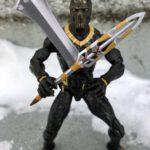 Black Panther Marvel Legends Killmonger Figure Review