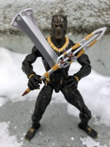 Marvel Legends Killmonger Review