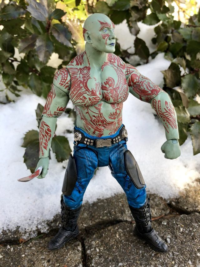 Review Marvel Select Drax GOTG Vol. 2 Figure