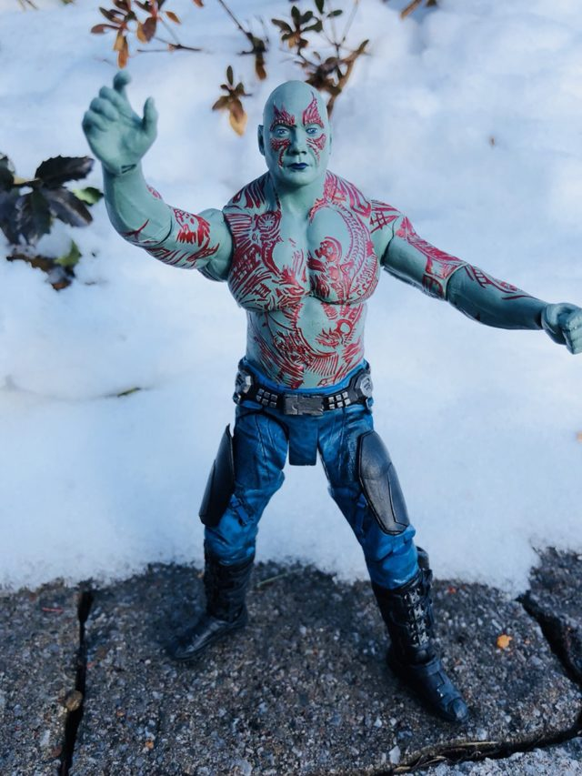 Open Hand on Drax GOTG Vol. 2 Figure