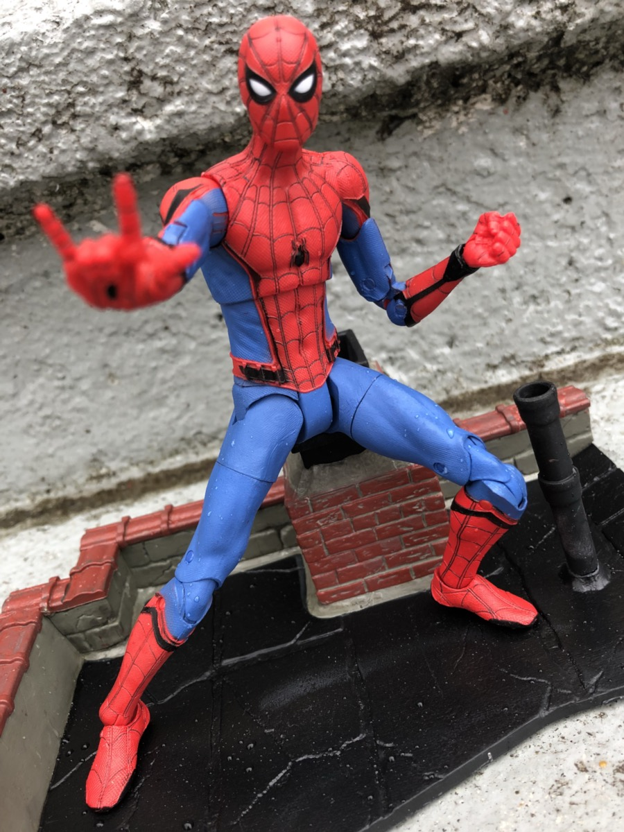 Marvel Select Spider Man Far From Home Exclusive Figure In Stock