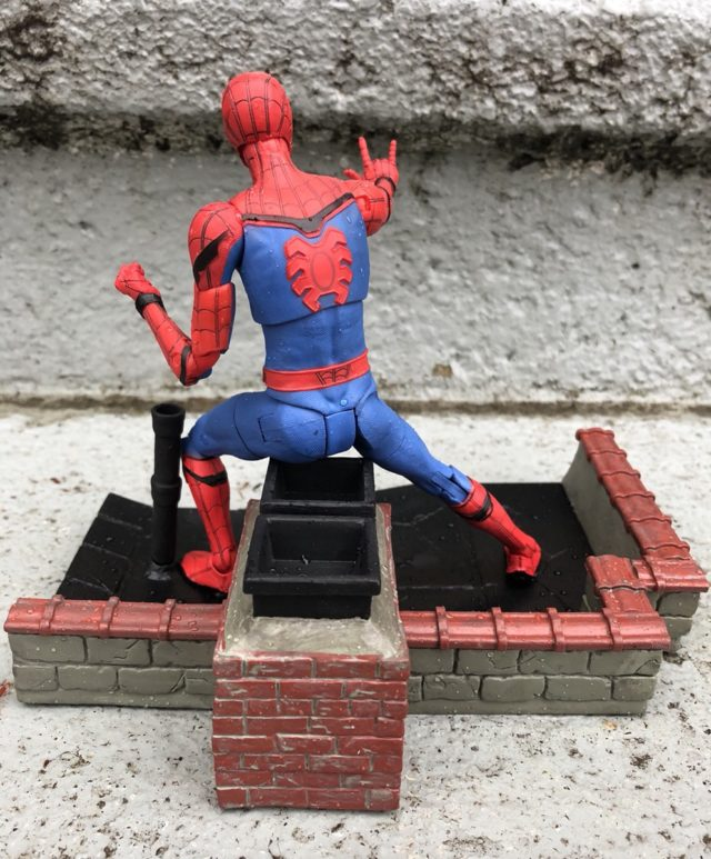Diamond Select Toys Homecoming Spider-Man Base Review