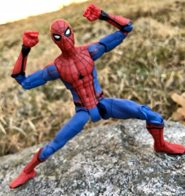 Spider-Man Homecoming 7 Inch Figure DST