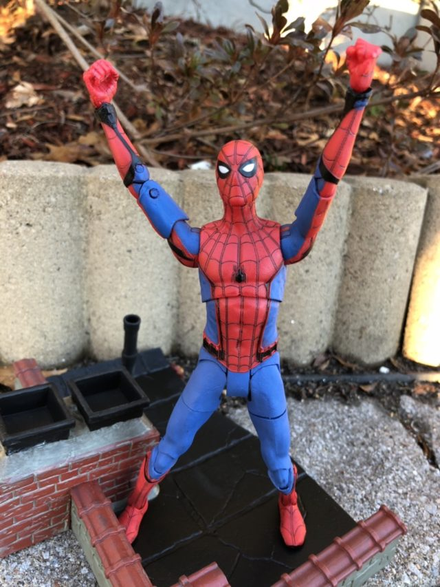 Spider-Man Homecoming Select Toy Review