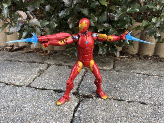 Invincible Iron Man Marvel Legends Okoye Series Figure Review