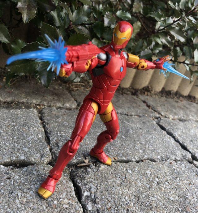 Hasbro Marvel Legends Invincible Iron Man Review