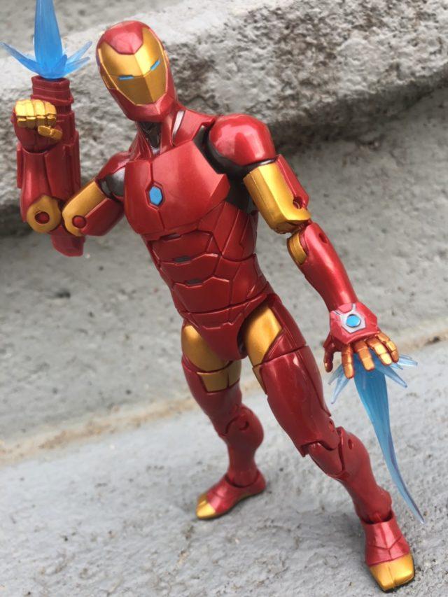 Marvel Legends Invincible Iron Man Figure Review