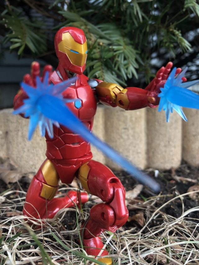 Invincible Iron Man Marvel Legends Black Panther Series Review