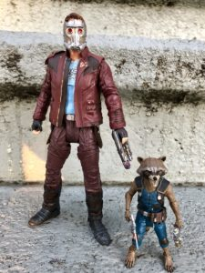 Marvel Select Star-Lord & Rocket Raccoon Review
