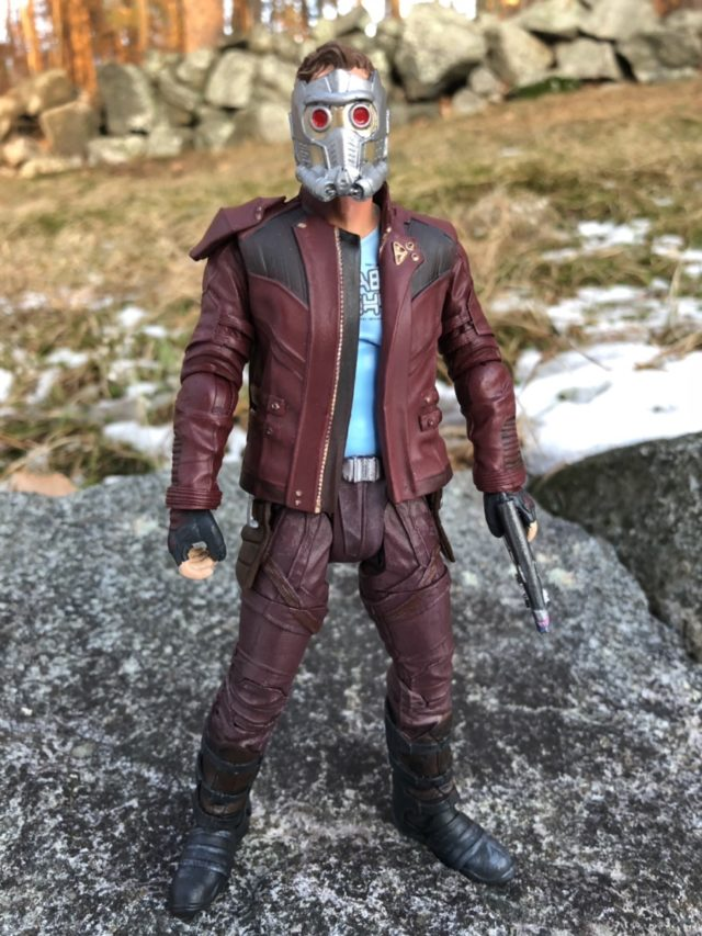 Star-Lord Marvel Select Figure Review GOTG Vol 2