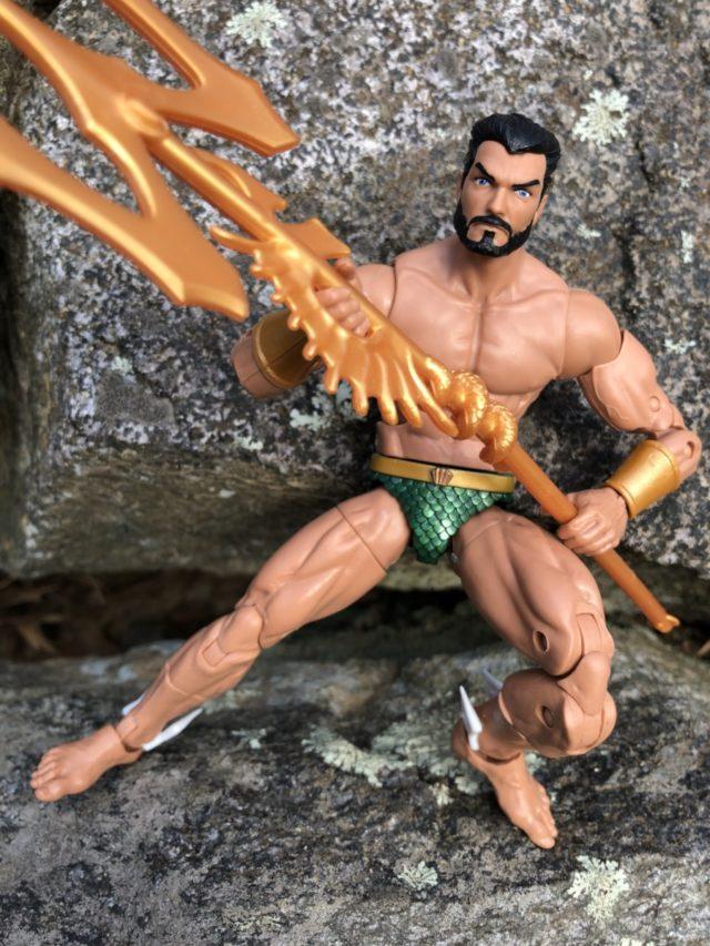 Marvel Legends Namor Review 2018 Black Panther Series