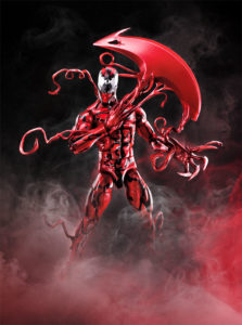 2018 Marvel Legends Carnage Figure