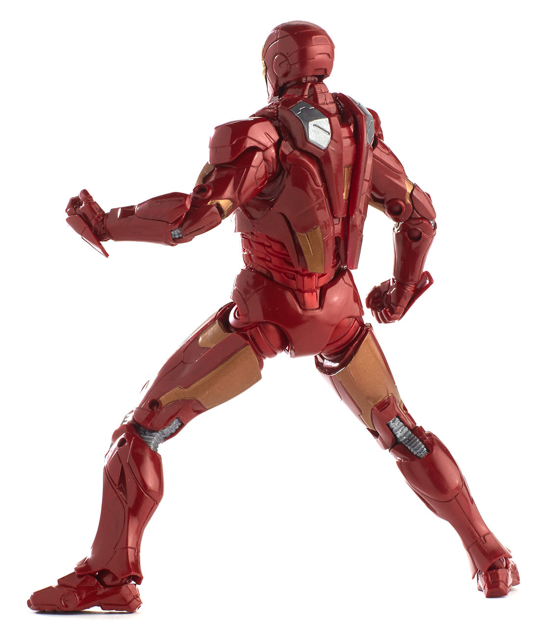 MARVEL LEGENDS 10th Anniversary Cinematic Universe 003 Avengers Iron Man Mark 7