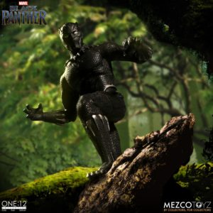 Black Panther Movie ONE12 Collective Marvel Figure Mezco Toyz