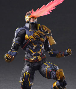 Cyclops Play Arts Kai Figure Optic Blast Effects Piece