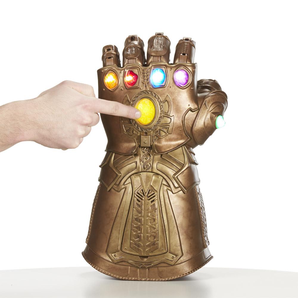 Marvel Legends Infinity Gauntlet 1:1 Prop Replica