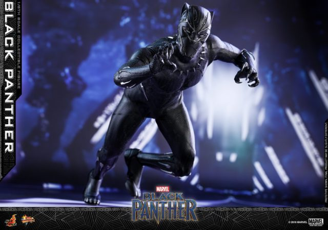 Hot Toys Black Panther Movie Sixth Scale Figure