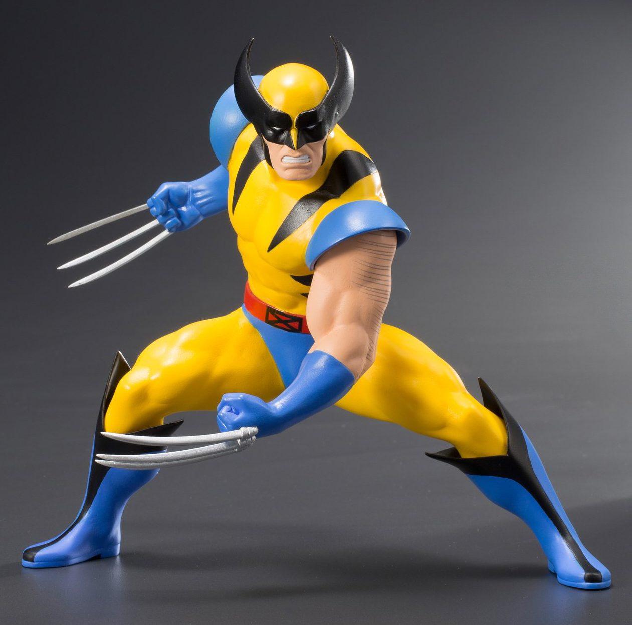 """Kotobukiya /""""Wolverine/"""" X-Men Artfx Marvel Now /""""GENUINE NOT KNOCKOFF/"""""""